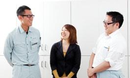スタッフ&会社紹介