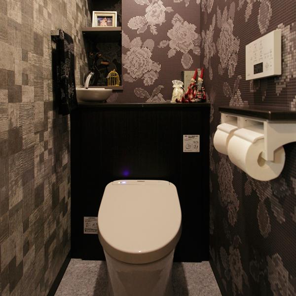 トイレ・洗面室 リフォーム後
