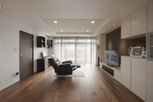 リフォーム事例紹介:すべての部屋に個性が光る、おもてなしの空間へ。