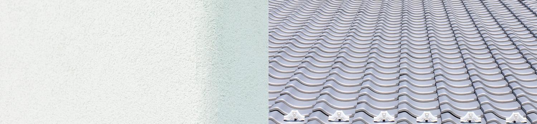 画像:外壁塗装・屋根