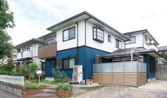 【塗装の色選び】外装を塗り替えて家の印象をガラリと変えよう