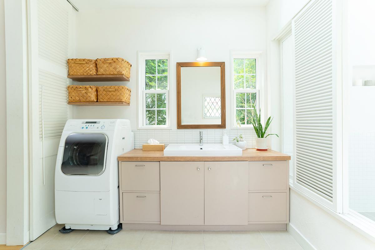 おしゃれな洗面カウンターにする前に!知って得する情報と注意点-2