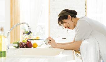 【キッチンリフォーム】カウンターの特徴+使いやすいキッチンレイアウト-2