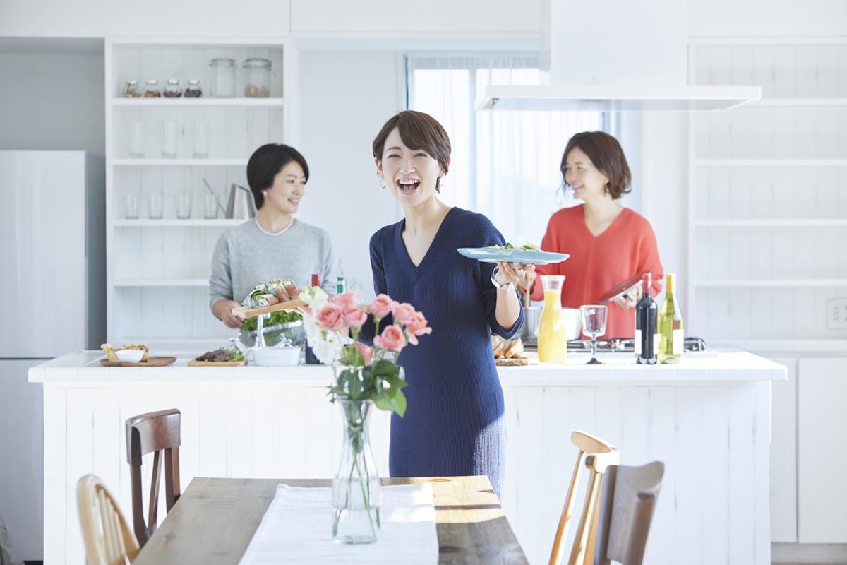 憧れのアイランドキッチン!メリット・デメリットを詳しく解説